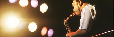 Jazz musician, Kansas City