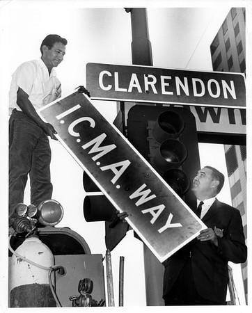 ICMA Archival Photos