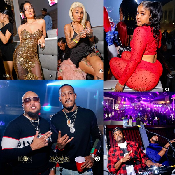 ICON SATURDAYS @ MANSION ELAN 11-3-18