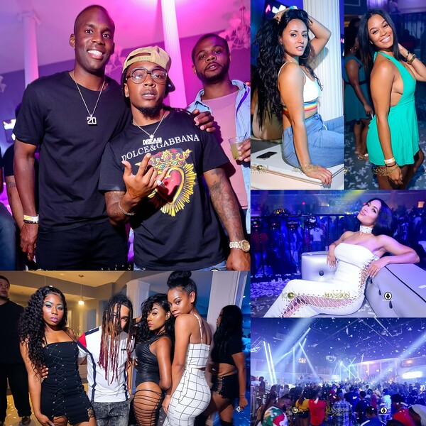 ICON SATURDAYS @ MANSION ELAN  7-21-18