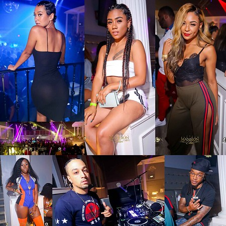 ICON SATURDAYS @  THE MANSION ELAN 6-23-18