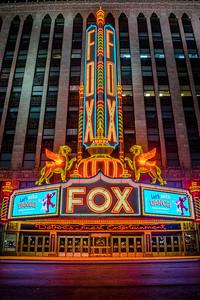 Fox Theatre In A New Light