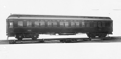 2010.030.PC22.31--lee hastman collection 8x10 print--ICRR--Co Photo view of wooden coach 768--builders photo--no date