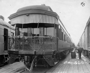 2010.030.PC22.00A--lee hastman collection 8x10 print--ICRR--Co Photo view of obs-business passenger car 8--location unknown----1921 0603