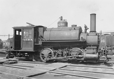 2010.030.PC20.040--lee hastman collection 8x10 print--ICRR--Co Photo view of steam locomotive 0-4-0T 3286--location unknown--no date