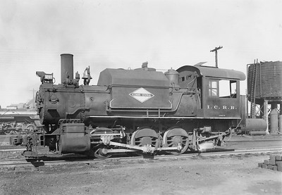 2010.030.PC20.046--lee hastman collection 8x10 print--ICRR--Co Photo view of steam locomotive 0-6-0 3287--location unknown--no date