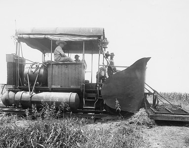 2010.030.PC25.14--lee hastman collection 8x10 print--ICRR--Co Photo view of weed burner--location unknown--no date