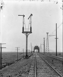 semaphore signals and bridge--no location