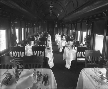 dining car interior--no location