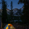 Camp Under Moonlight