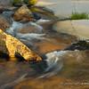 Steam Flowing Over Granite Slabs