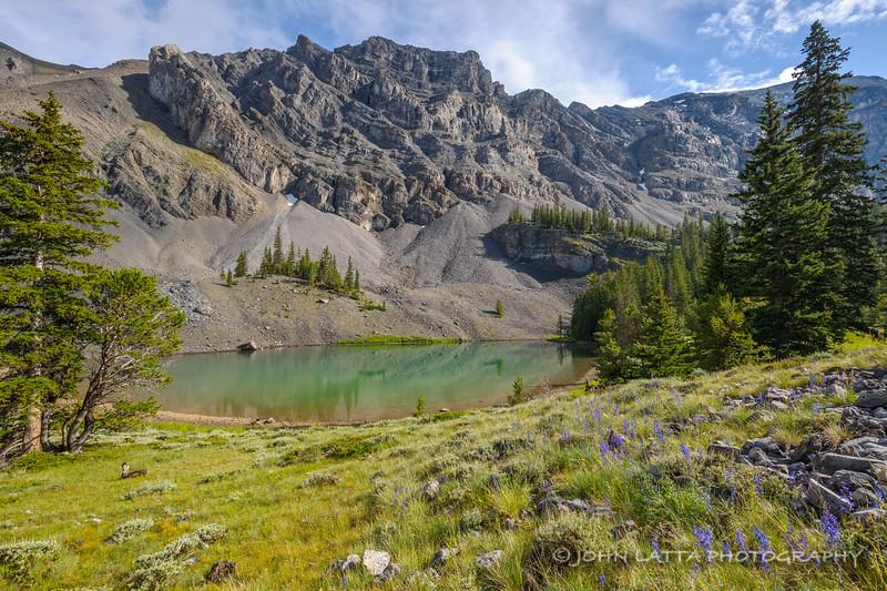 Lower Webber Lake