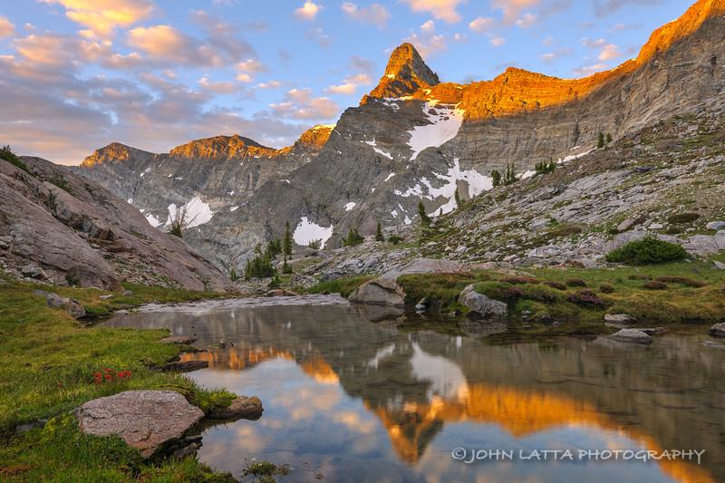 Old Hydman Peak