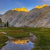 Meadow Below Idaho Peak