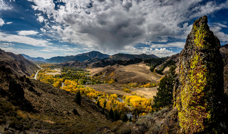 Fall in the Wood River Valley