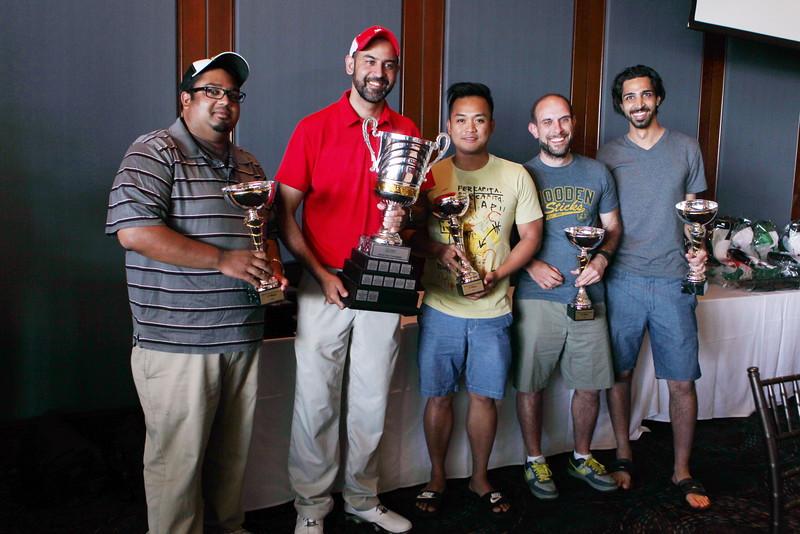 IDRF Annual Golf Tournament 2016