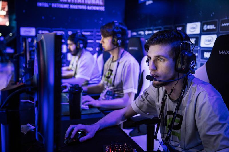 Optic Gaming's 7TEEN in full focus.