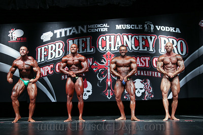 NPC Men's Bodybuilding Finals