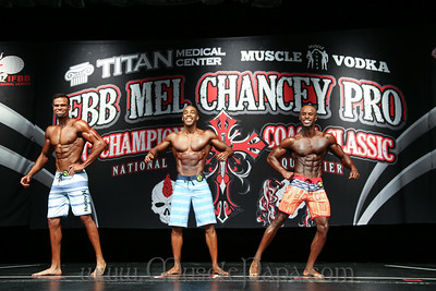 NPC Men's Physique Finals