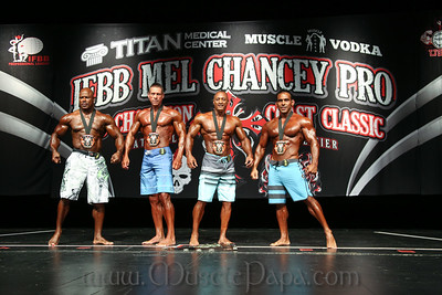 Pro Men's Physique Finals