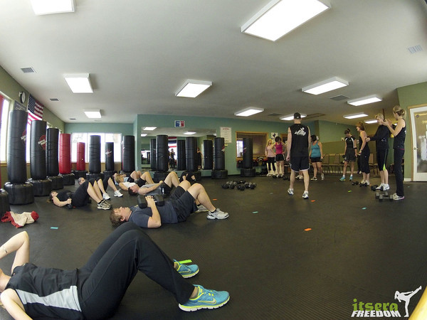 Click on the image above to view the Time Lapse of Boot Camp.