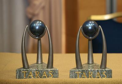 Podelitev nagrad Taras