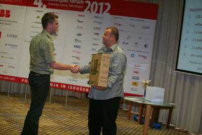 Podelitev nagrad