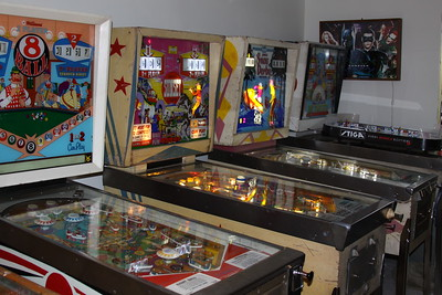 4th Annual Fulton Maryland Pinball Tournament