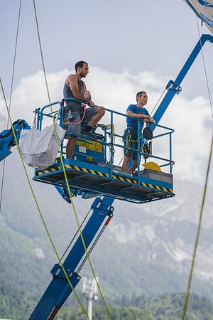 IFSC World Cup in Innsbruck, June 2021 | ©Lena Drapella