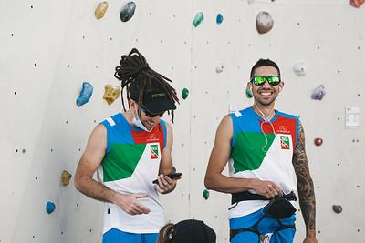 IFSC Paraclimibng Qualis in Innsbruck, June 2021 | ©Lena Drapella
