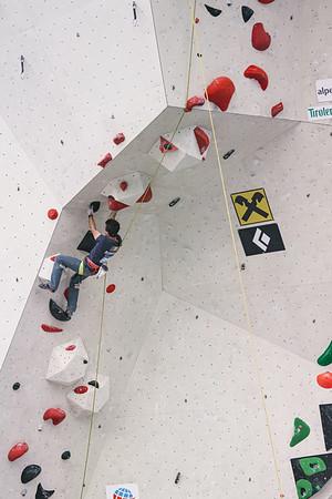 IFSC Paraclimbing World Cup in Innsbruck, June 2021 | ©Lena Drapella