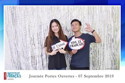 IFV L'Espace Hà Đông | Journée de la Porte Ouverte - Septembre 2019 photomaton impression instantanée | Chụp hình in ảnh lấy ngay Sự kiện tại Hà Nội | Photobooth Hanoi