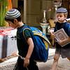 Jewish schoolboys