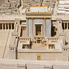 2nd Temple Model-Temple complex