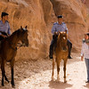 Ellen and Christine feel safe at Petra