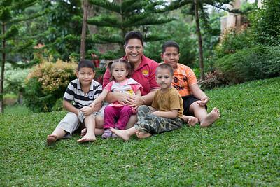 Finau family