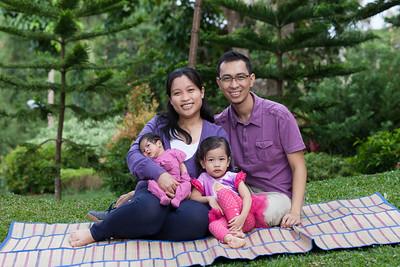 Zaragosa family