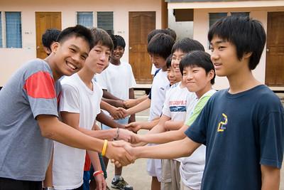 2007-04-05 ISOT vs Korean kids