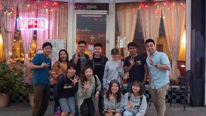 Berkeley Eating Club video