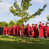Indian Hills Community College graduation on  May 17.