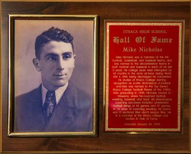 Mike Nicholas