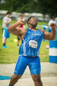 2015 IHSA Track and Field State Finals