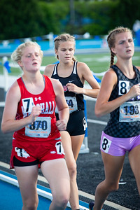 2021 IHSA Track and Field Girls State Finals