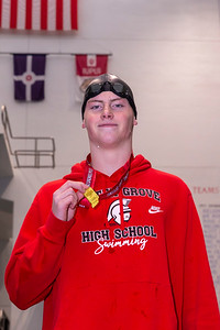 50 Free_2nd Place (Ethan Martin-Center Grove)