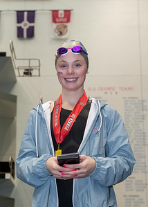 50 Free_2nd Place (Meghan Christman-Carmel)