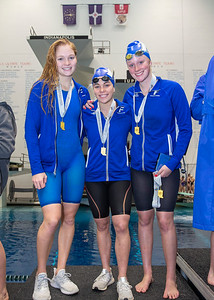 200 Medley Relay_3rd Place (Franklin Community)