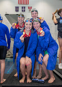 200 Medley Relay_2nd Place (FW Carroll)