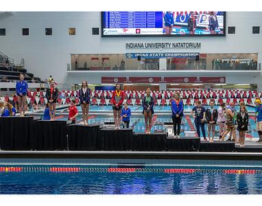 IHSAA Girls Swimming & Diving Championships_2/9/19