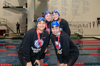 200 Medley Relay_2nd Place (HSE)