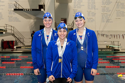 200 Medley Relay_3rd Place (Franklin)